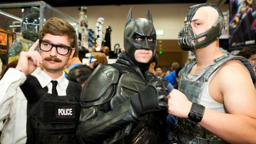 Infiniti San Diego >> Il Cavaliere Oscuro, Il Ritorno: cosplay al Comic Con   DireDonna