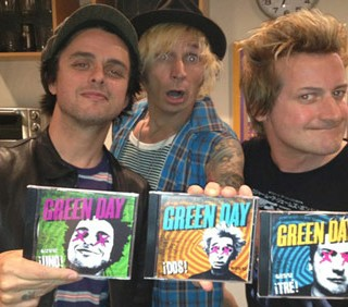 Green Day: Oh Love disponibile