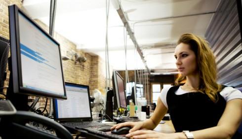 I lavori femminili più pagati del 2012