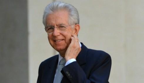 Mario Monti non si ricandida a Premier