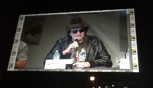 Django Unchained al Comic Con