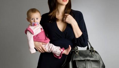 Donne manager: più brave se sono mamme