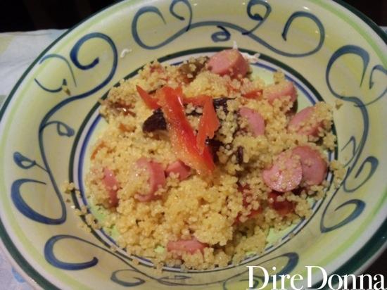 Ricetta cous cous