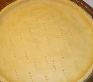 Cottura in bianco o cieca per le ricette di dolci: come farla