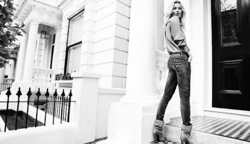 Liu Jo: nuova campagna con Kate Moss testimonial