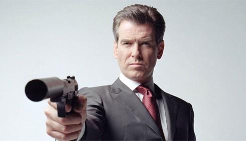 Pierce Brosnan ricorda James Bond a Venezia