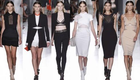 Victoria Beckham: stile alla New York Fashion Week