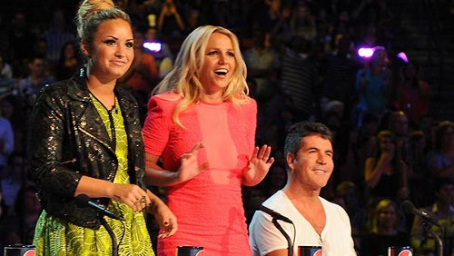 Britney Spears rinasce a X-Factor USA