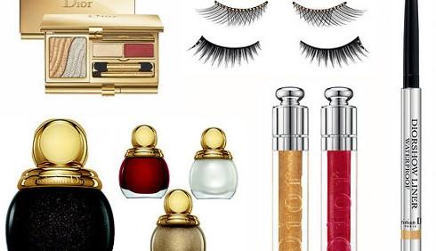 Dior: lusso per la Grand Bal 2012 Holiday Make-up collection