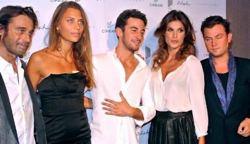 Elisabetta Canalis non rimpiange George Clooney