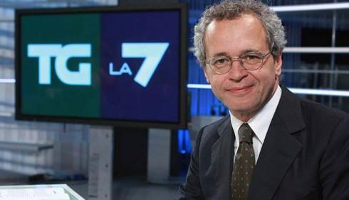 Mediaset vuole La7, Enrico Mentana minaccia di andarsene