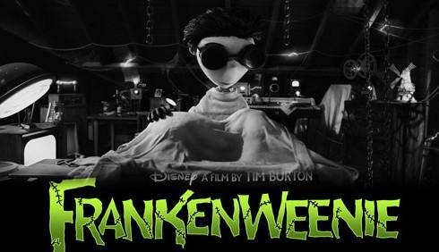 Frankenweenie, nuovo video di Sparky
