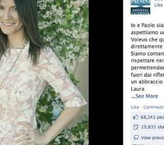 Laura Pausini è incinta