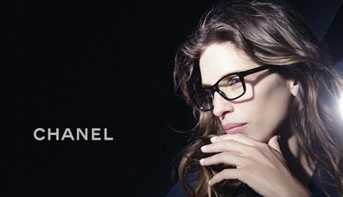 Chanel: tweed nella nuova collezione di occhiali