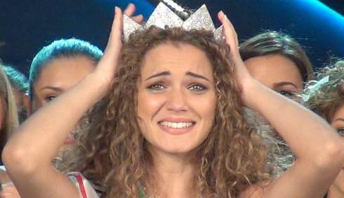 Miss Italia: Giusy Buscemi è la vincitrice