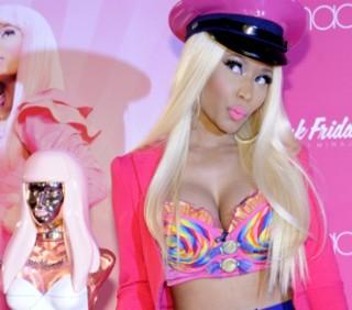 Nicki Minaj: Pink Friday è il suo primo profumo