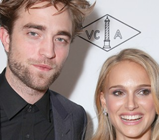 Robert Pattinson al Ballet Gala con Natalie Portman
