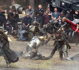 Thor: The Dark World, prime immagini dal set