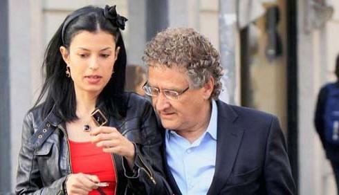 Alfonso Luigi Marra: dopo Sara Tommasi, spot con Vittorio Sgarbi