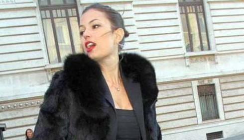 Sara Tommasi non vuole diventare Amy Winehouse