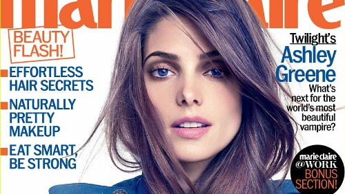 Ashley Greene: «Twilight mi ha rovinata»