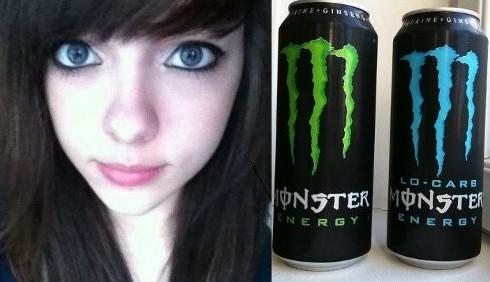 Energy drink causa la morte di una ragazzina?