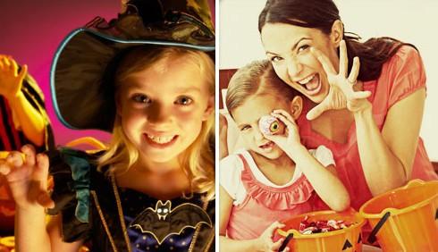 Halloween da ricordare? Stampa le foto dei bimbi con PrintUp