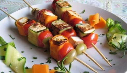 Idee di ricette vegetariane per Halloween