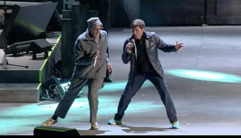 Adriano Celentano stasera su Canale 5 con Rock Economy
