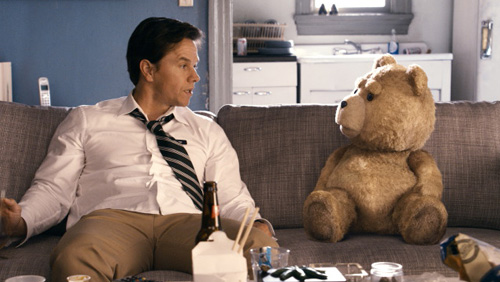 Ted: recensione