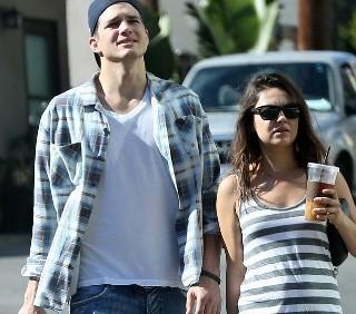Mila Kunis incinta di Ashton Kutcher: nuove indiscrezioni