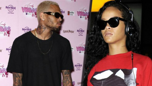Rihanna e Chris Brown, scambio di herpes?
