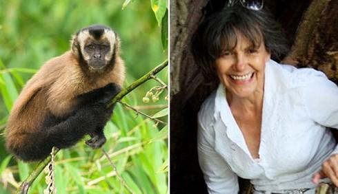 La donna cresciuta dalle scimmie