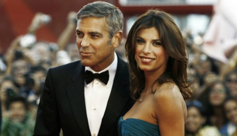 George Clooney rivuole Elisabetta Canalis?