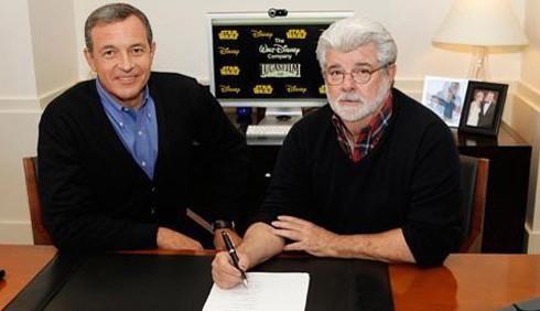 Disney compra Lucasfilm, in arrivo Star Wars 7