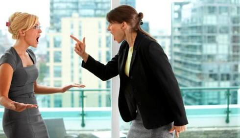 Boss donna: il periodo fertile la rende spietata