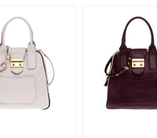 Miu Miu: borsa bauletto luxury per l'inverno