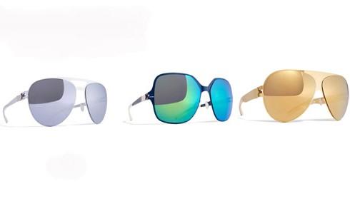 Mykita: occhiali oversize con Bernhard Willhelm