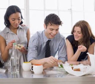 Stress da lavoro? Sconfiggilo in pausa pranzo