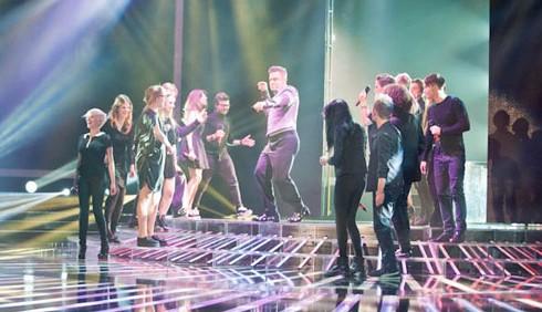 X-Factor 6: ascolti record per il primo live