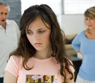 Le reazioni degli adolescenti alla separazione