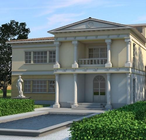 Benefici prima casa illegittimi per abitazione di lusso for Abitazione di lusso