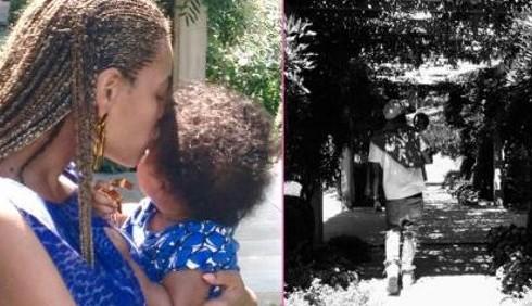 Beyoncé: foto commoventi con Blue Ivy