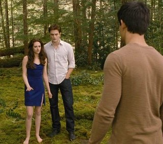 Breaking Dawn Parte 2: clip su Jacob