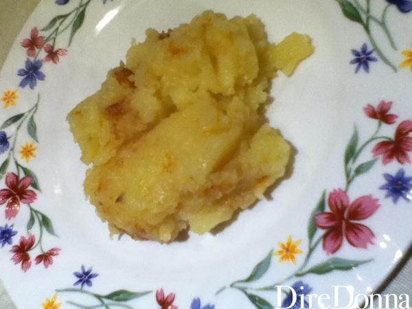 Ricetta patate schiacciate in padella