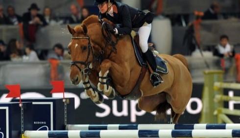 Verona Fiercavalli, il Jumping si tinge di Rosa