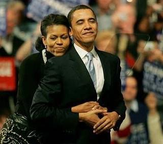 Michelle e Barack Obama: la lovestory