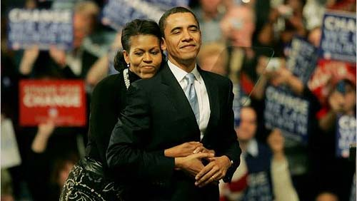 Michelle e Barack Obama: la lovestory