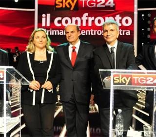 PD – Il Confronto: SKY e il nuovo giornalismo in TV