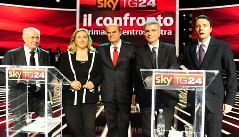 PD - Il Confronto: SKY e il nuovo giornalismo in TV